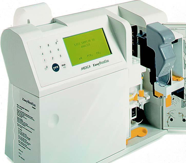 автоматический анализатор газов крови
